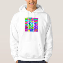 funny vivid pattern 2(C) Hoodie