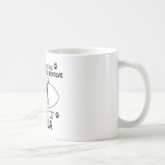 Funny vizsla designs classic white coffee mug