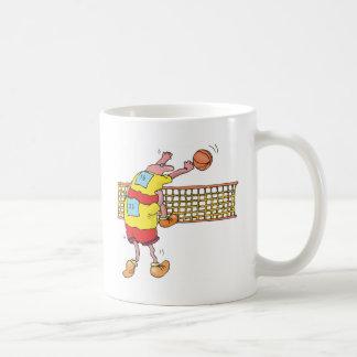 Funny Volleyball Gift Coffee Mug