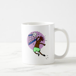 Funny Volleyball Gift Mugs