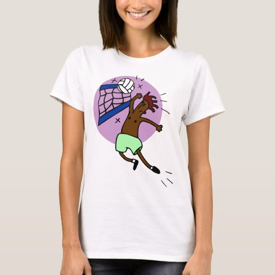 Funny Volleyball T-Shirt