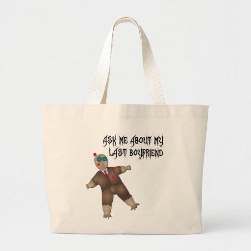 Funny Voodoo Doll Bag
