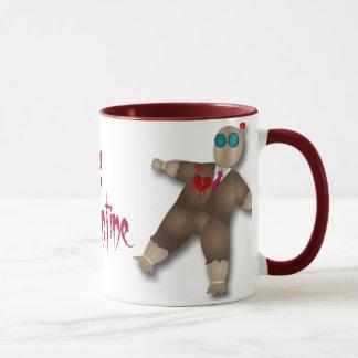 Funny Voodoo Love Valentine Mug