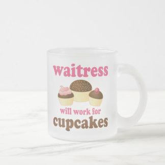 Funny Waitress Coffee Mug
