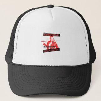 Funny Walk away Trucker Hat