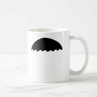 Funny Waltus Style Black Mustache Mugs