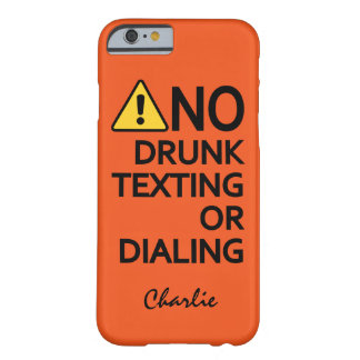 Funny Warning Custom Name & Color phone cases