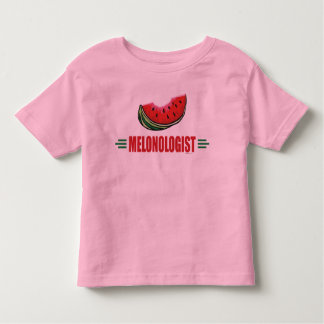 Funny Watermelon Toddler T-shirt