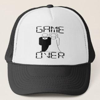 Funny Wedding Humor Design Trucker Hat