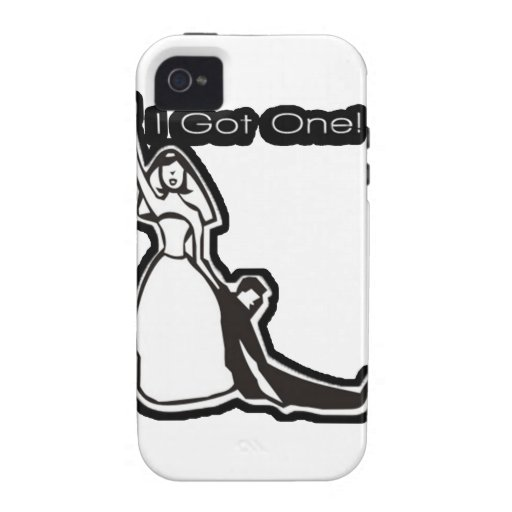 Funny wedding i got one iPhone 4/4S covers