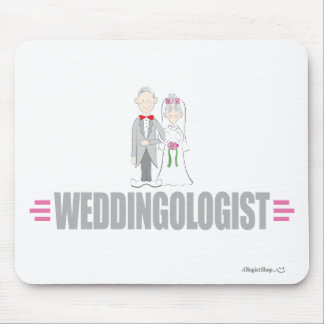 Funny Wedding Mouse Pad
