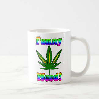 Funny Weed Cup