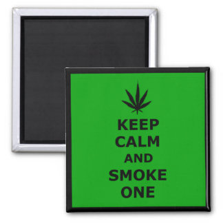 Funny weed fridge magnets