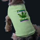 """Funny Weed pet clothing<br><div class=""""desc"""">LOL at the Funny Weed pet clothing ;)</div>"""