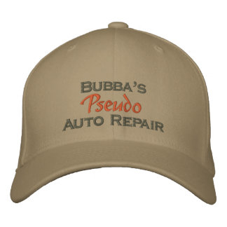 Funny Weekend Mechanic Embroidered Baseball Hat