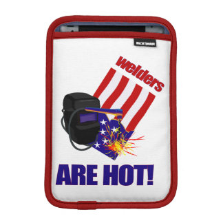 Funny Welders Are Hot Sleeve For iPad Mini