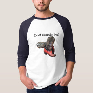 Funny Western Cowboy Boot Scoot Shirt
