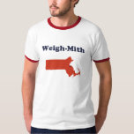 Funny Weymouth MA T-Shirt