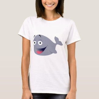 Funny Whale T-Shirt