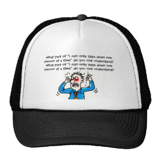 Funny When Court Reporters Attack Trucker Hat