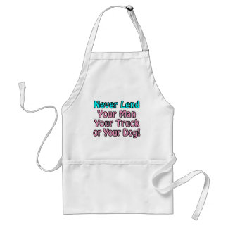 Funny Wife Gifts! Adult Apron