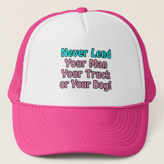 Funny Wife Gifts! Trucker Hat
