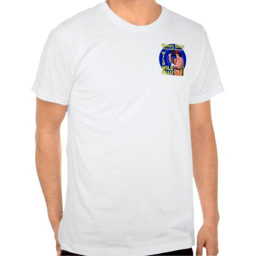 FUNNY WILD POLKA CLOWN Rhode Island's Wesoly Bolek Shirt