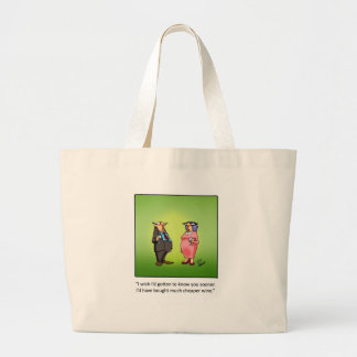 Funny Wine Gift! Canvas Bags