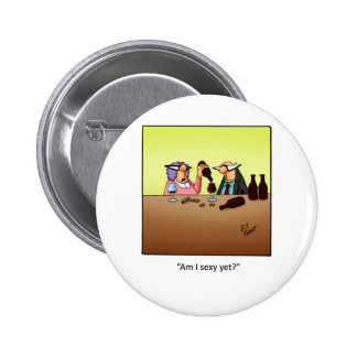 Funny Wine Gift Pins