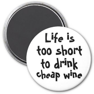 Funny wine quotes unique fridge magnets gifts magnet