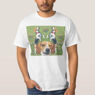 Funny Winking Beagle Beagles & Rabbits Shirt