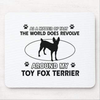 Funny wire for terrier designs mouse pad