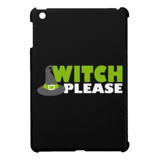 Funny 'Witch Please' iPad Mini Covers