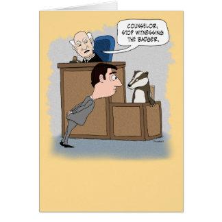 Funny Lawyer Cards  Zazzle
