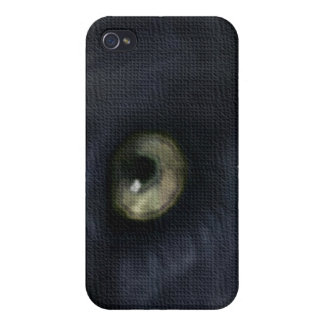 Funny Wolf's Eye-Phone iPhone Case