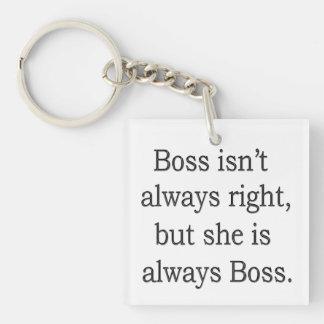 Funny words of wisdom 17 keychain