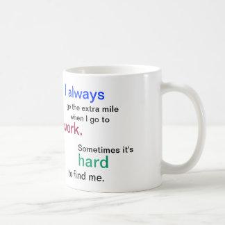 Funny Work Mug: Office Coffee Mug