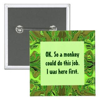 funny work pin