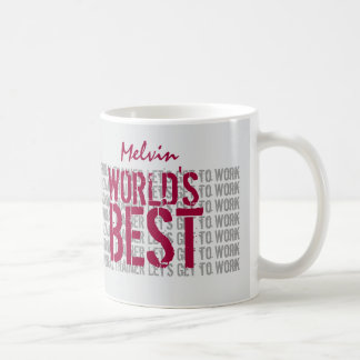 Funny World's Best PERSONAL TRAINER S5 Coffee Mug
