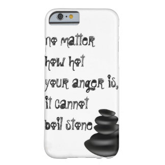 Funny writeup black and white case for iPhone 6/6s