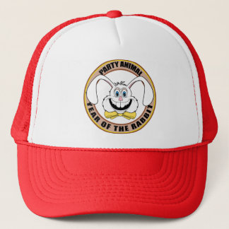 Funny Year of The Rabbit Trucker Hat
