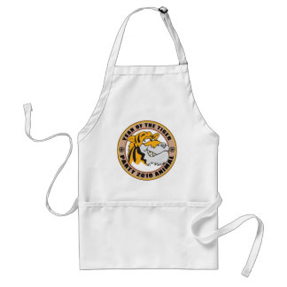 Funny Year of The Tiger 2010 Gift Adult Apron