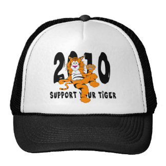 Funny Year of The Tiger 2010 Gift Hats