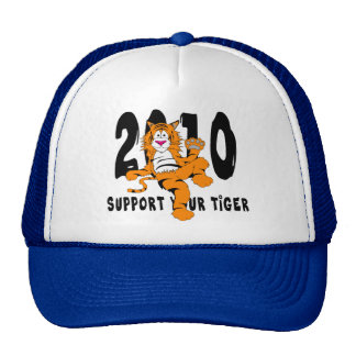 Funny Year of The Tiger 2010 Gift Trucker Hat
