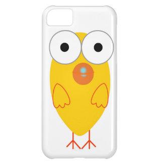 Funny Yellow Bird iPhone 5C Covers