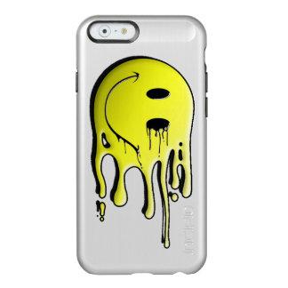 funny yellow smiley spot incipio feather® shine iPhone 6 case