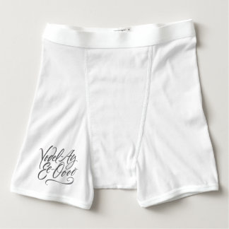 Funny Yodeling Underwear Boxer Briefs - Yodel