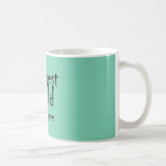 Funny Youngest Child Syndrome mug