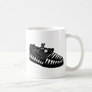 Funny Zebra in a Shoe Art Coffee Mug