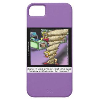 Funny Zep Stairway Cap Smart Phone Cases iPhone SE/5/5s Case
